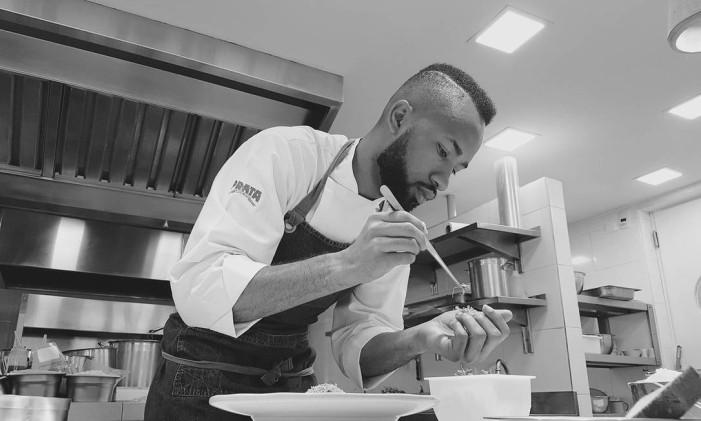 Chef João Diamante, do Fazenda Culinária Foto: Divulgação