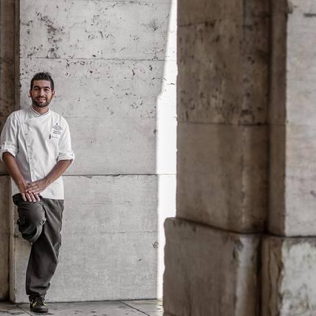 Tiago Bonito, do Largo do Paço Foto: Divulgação