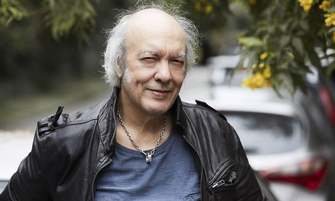 O cantor Erasmo Carlos Foto: Guto Costa / Divulgação