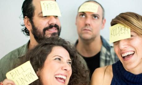 O elenco da peça 'Kolpert' Foto: Blick Fotografias / Divulgação