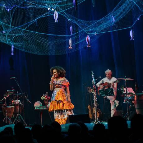 A cantora Mariene de Castro Foto: Felipe Giubilei / Divulgação