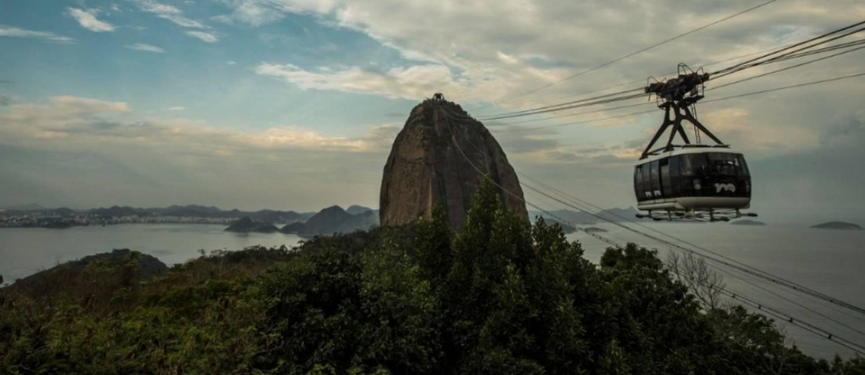 Bondinho do Pão de Açúcar: descontos para cariocas e moradores do Rio Foto: Guito Moreto / Divulgação