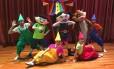 Em 'O Show da Luna - Ao Vivo' a pequena cientista apronta todas com seus amigos Foto: Divulgação