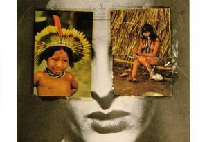 Obra de Anna Bella Geiger Foto: Divulgação