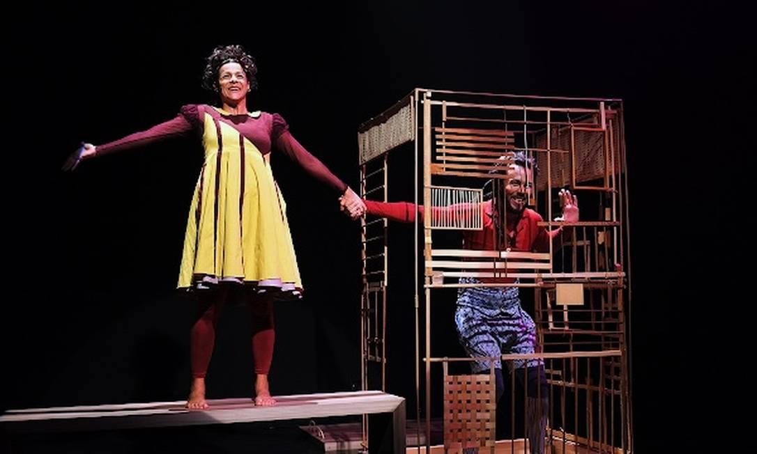 'A gaiola' é baseado no livro homônimo de Adriana Falcão Foto: Divulgação