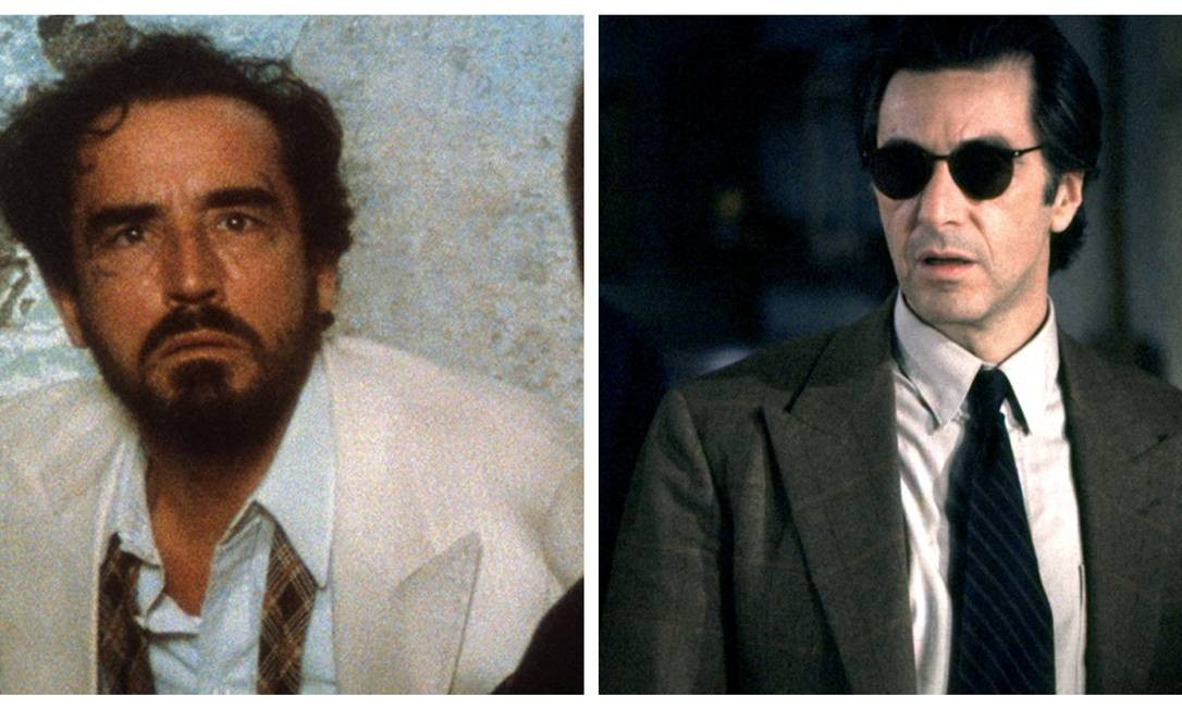 """Al Pacino ganhou o Oscar por seu personagem em """"Perfume de mulher"""" (1992), de Martin Brest. Antes dele, o papel do homem cego desiludido com a vida coube ao italiano Vittorio Gassman, na versão original, de 1974, dirigida por Dino Risi e indicada ao Oscar de filme estrangeiro e roteiro adaptado. Foto: Fotos de divulgação"""