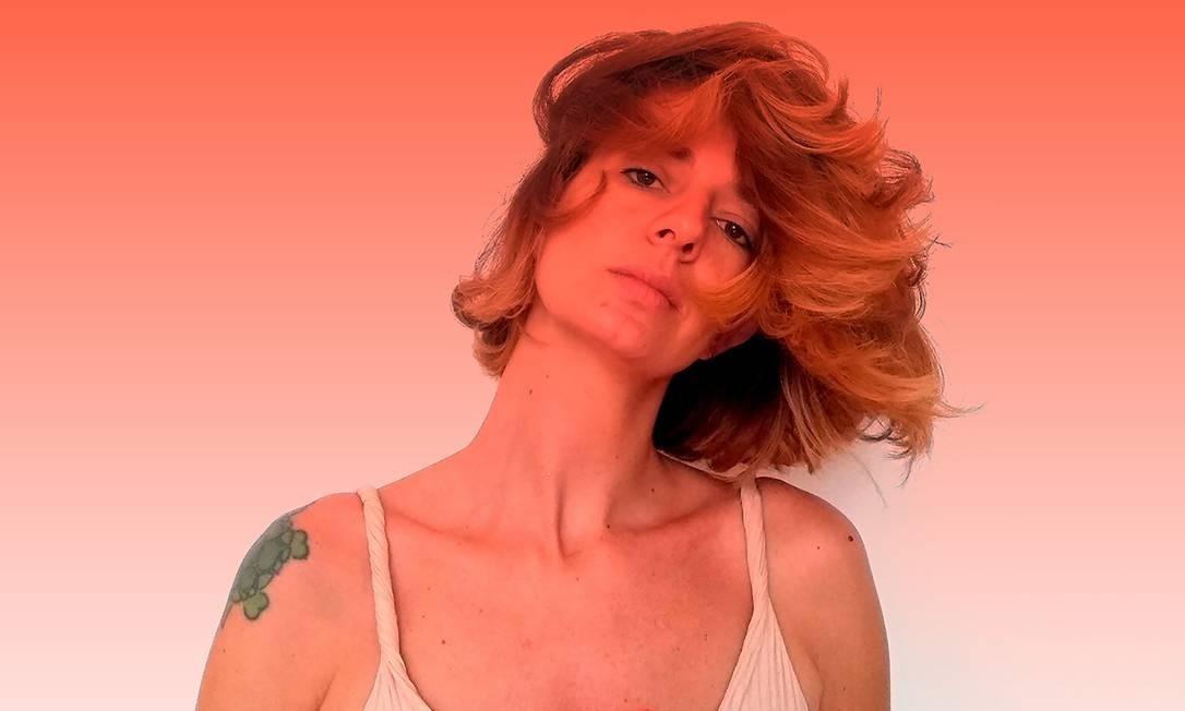 A cantora e compositora Letícia Novaes: Letrux Foto: Divulgação