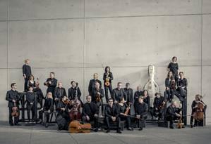 A Orquestra de Câmara de Munique Foto: Sammy Hart / Divulgação