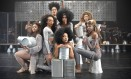O elenco do musical 'Elza' Foto: Leo Aversa / Agência O Globo