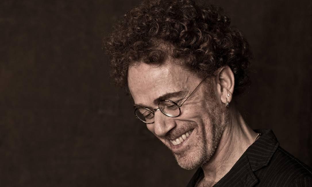 O cantor e compositor Nando Reis Foto: Jorge Bispo / Divulgação