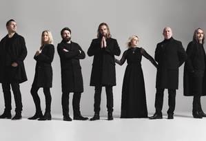 O grupo Rumors of Fleetwood Mac Foto: Divulgação