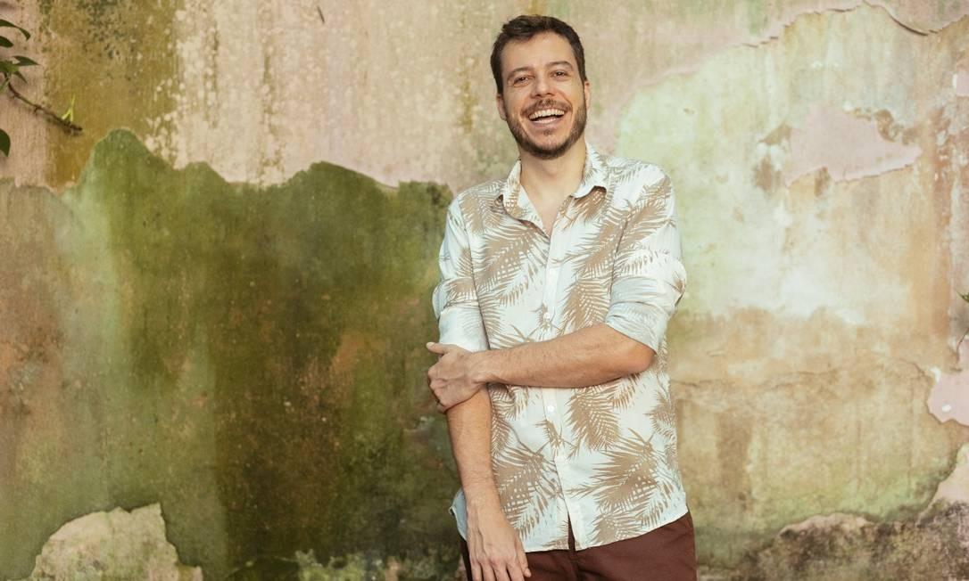 Estreia. João Cavalcanti vai abrir o projeto nesta quinta com seu novo trabalho e clássicos do samba