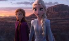 """Elsa e Anna em cena de """"Frozen 2"""" Foto: Divulgação"""
