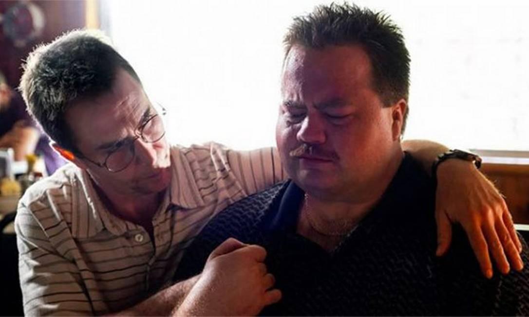 Cena do filme 'O caso de Richard Jewell' Foto: Divulgação