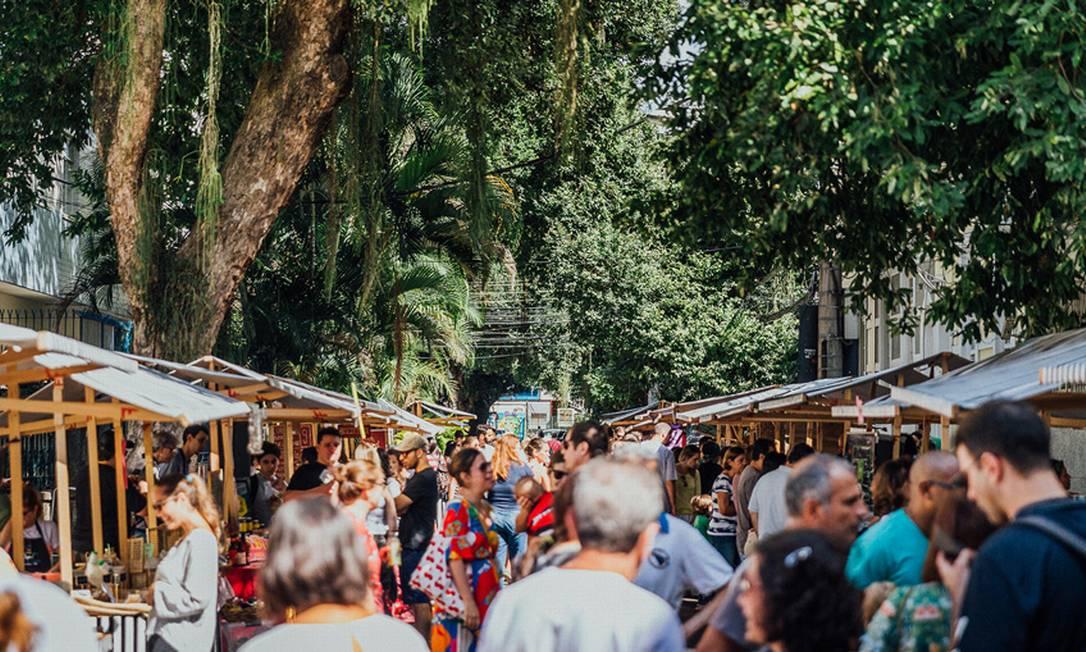 Feira Junta Local Foto: Samuel Antonini / Divulgação