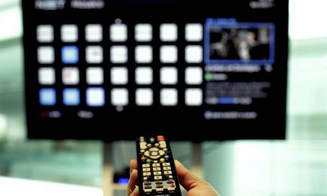 Controle remoto de TV a cabo Foto: Agência O Globo