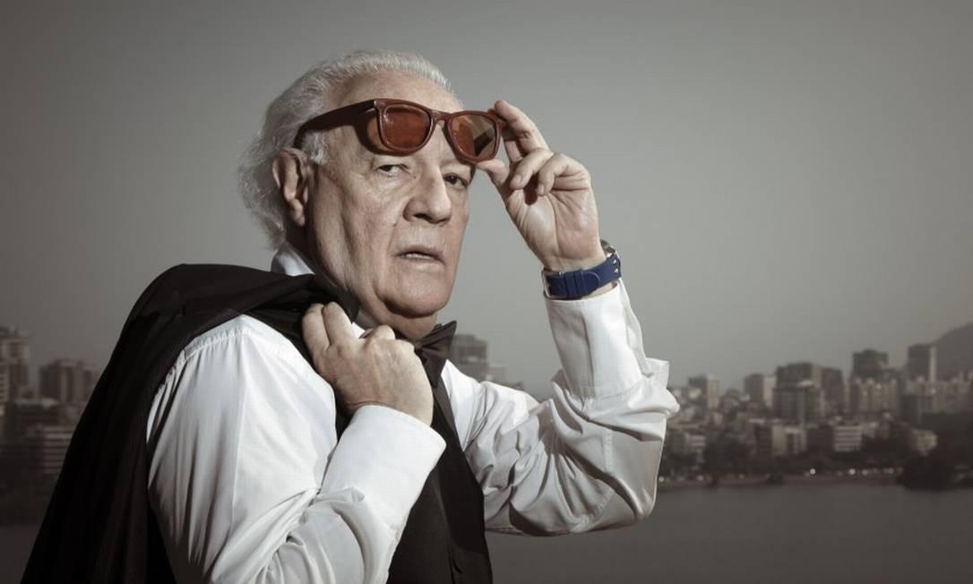 O ator Ney Latorraca Foto: Leo Martins / Agência O Globo