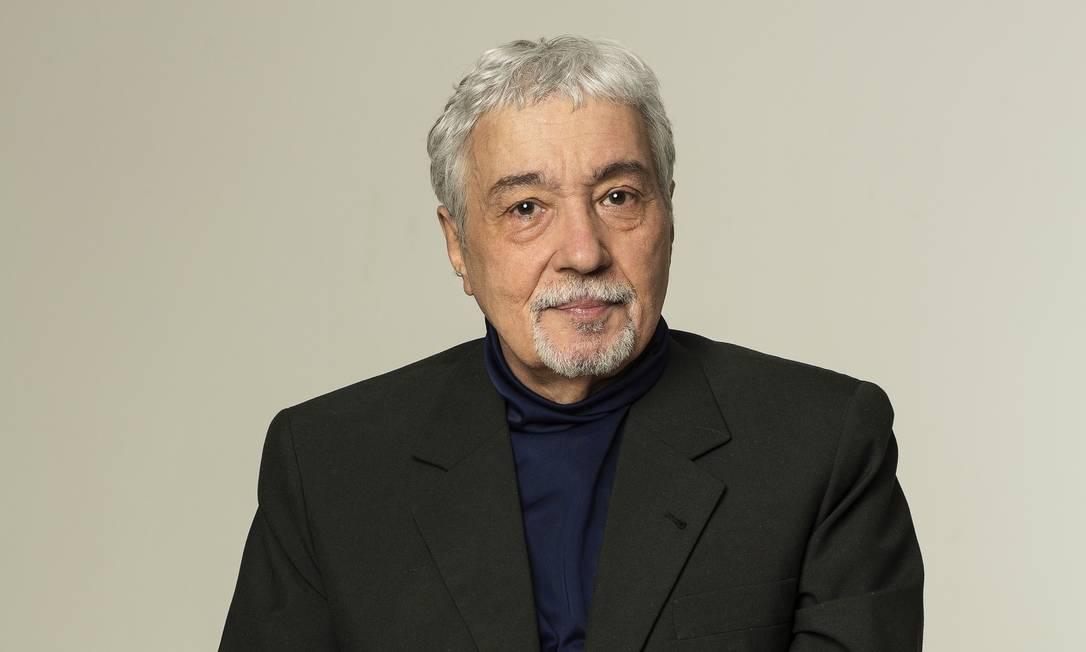 O ator Pedro Paulo Rangel Foto: Lucio Luna / Divulgação