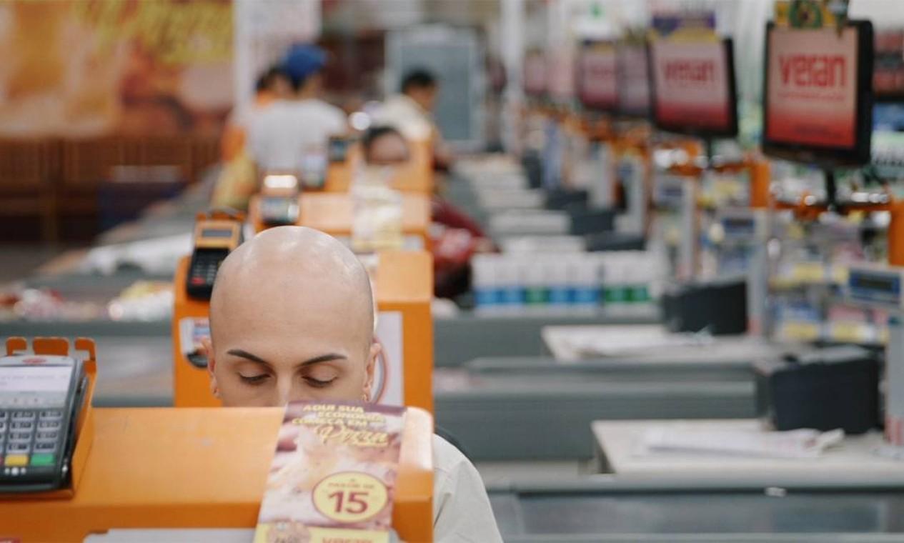 O filme 'Meu querido supermercado' acompanha as atividades repetitivas — e os medos e sonhos — de funcionários de um supermercado. Foto: Divulgação
