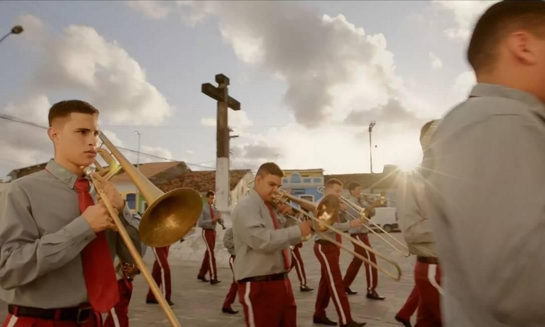 Cena do documentário 'Faz sol lá sim' Foto: Reprodução