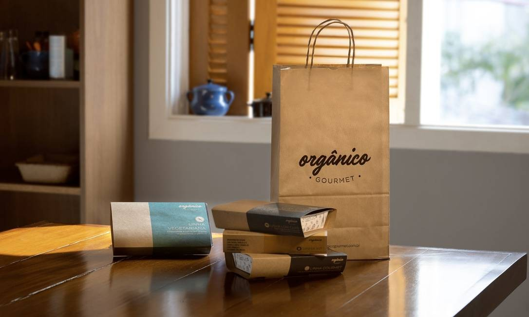 Pridutos da marca são feitos exclusivamente com insumos orgânicos Foto: Divulgação