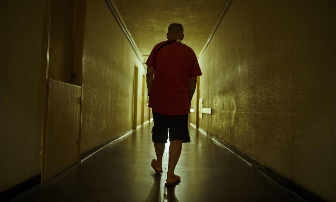 Diante de uma grave situação de saúde, é frequente que o paciente pergunte quanto tempo lhe resta Foto: Daniel Marenco / Agência O Globo