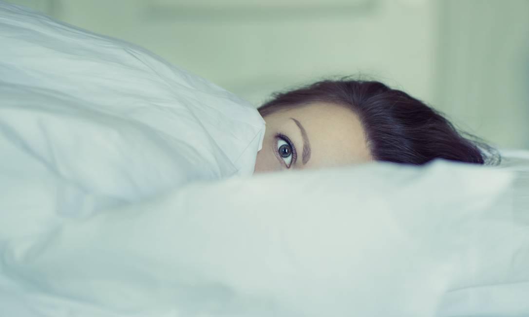 Insônia é fator de risco para diversas doenças Foto: Shutterstock/FTiare
